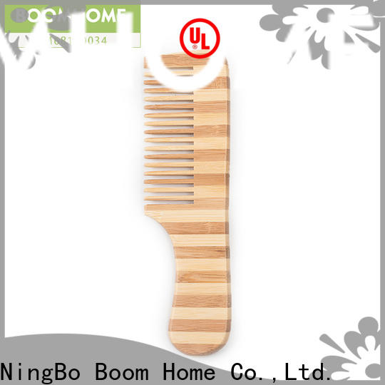 Boom Home High-quality bamboo paddle brush suppliers for men