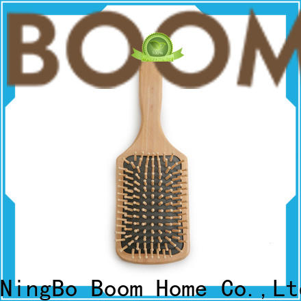 Boom Home Top wooden hair brush for business for shop