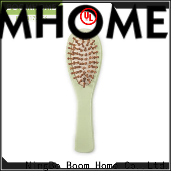 Boom Home Best wood hair brush factory for home