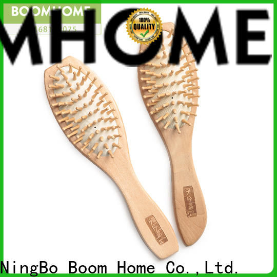 Boom Home Latest wooden hair brush manufacturers for home