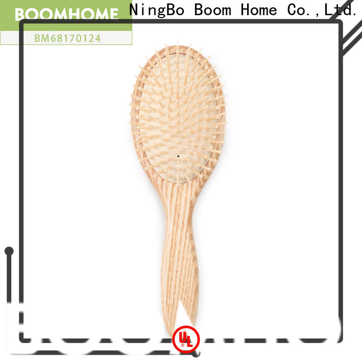 Boom Home New wooden hair brush company for home