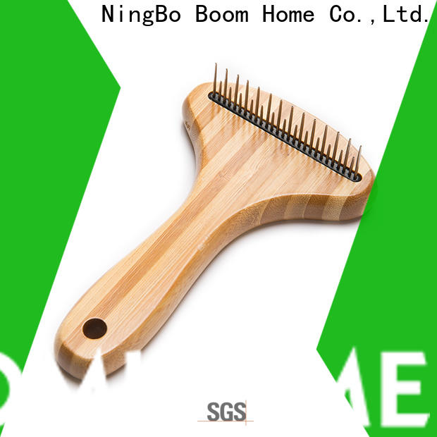 Boom Home tangles pet grooming brush suppliers for household