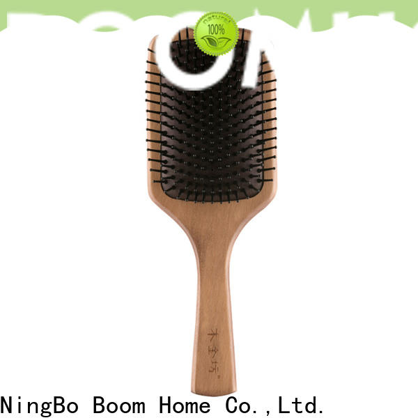 New wooden comb shower suppliers for shop