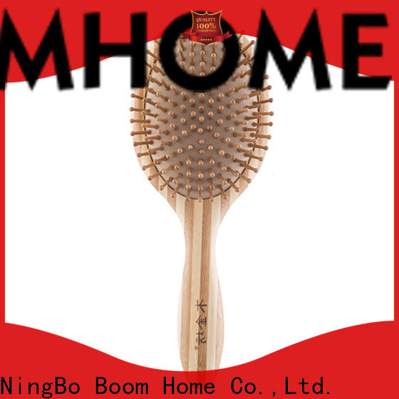 Boom Home Wholesale bamboo comb company for thick hair