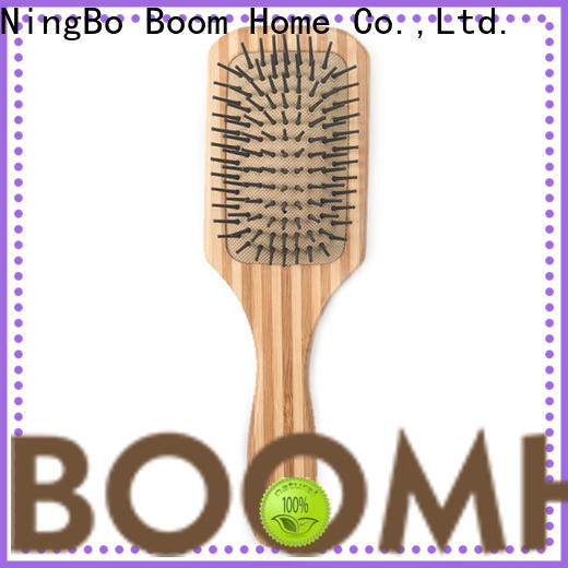 Best bamboo hair comb gift supply for curly hair