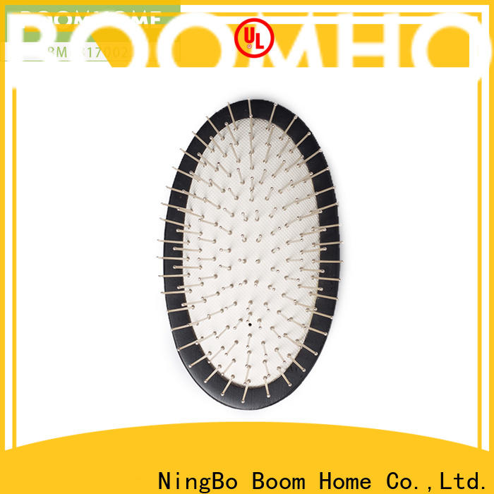 Boom Home bamboo wooden hair brush factory for home