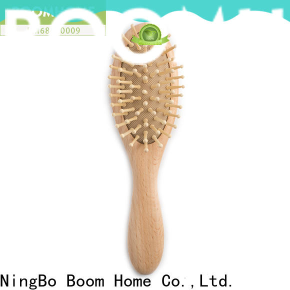 Boom Home bristles baby hair brush set suppliers for infant