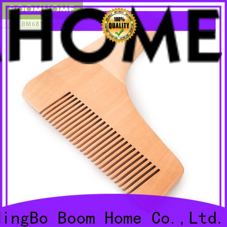 Boom Home Latest wooden comb manufacturers for shop
