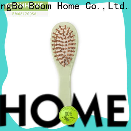 High-quality wooden hair comb black for sale for shop