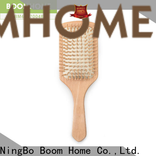 Boom Home New bamboo comb for business for men