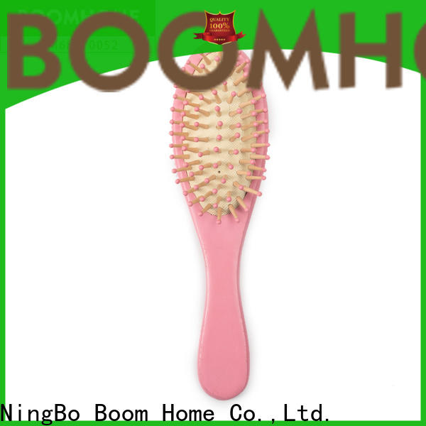 Boom Home cute wooden hair brush company for shop