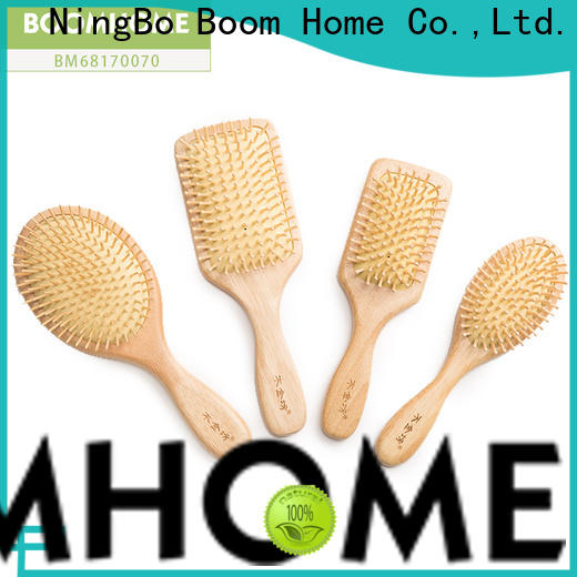 Boom Home design wooden comb for business for travel