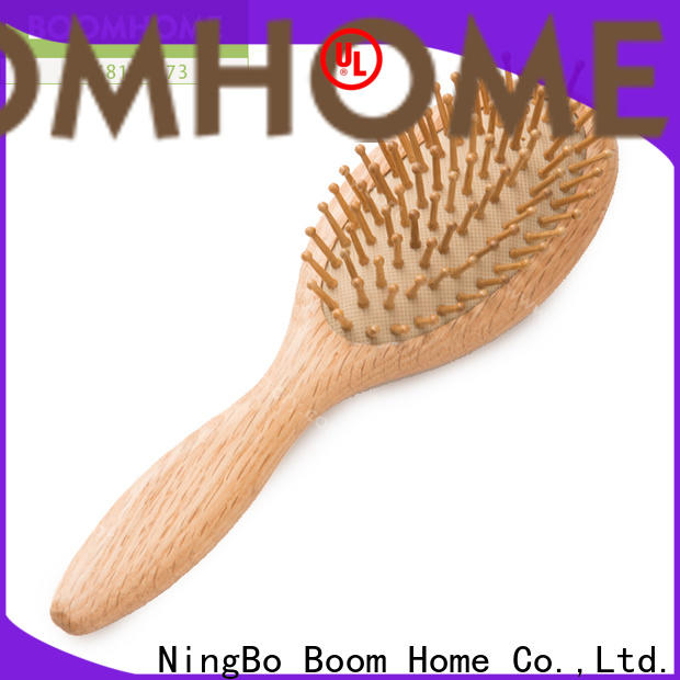 Boom Home Top wood hair brush for sale for shop