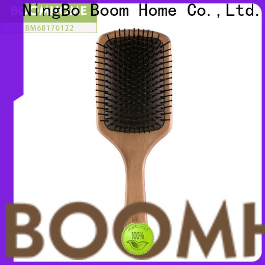 Boom Home Wholesale wooden hair comb suppliers for home