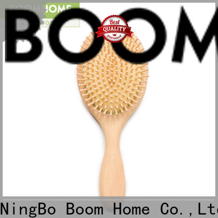 Boom Home New wooden paddle brush factory for home
