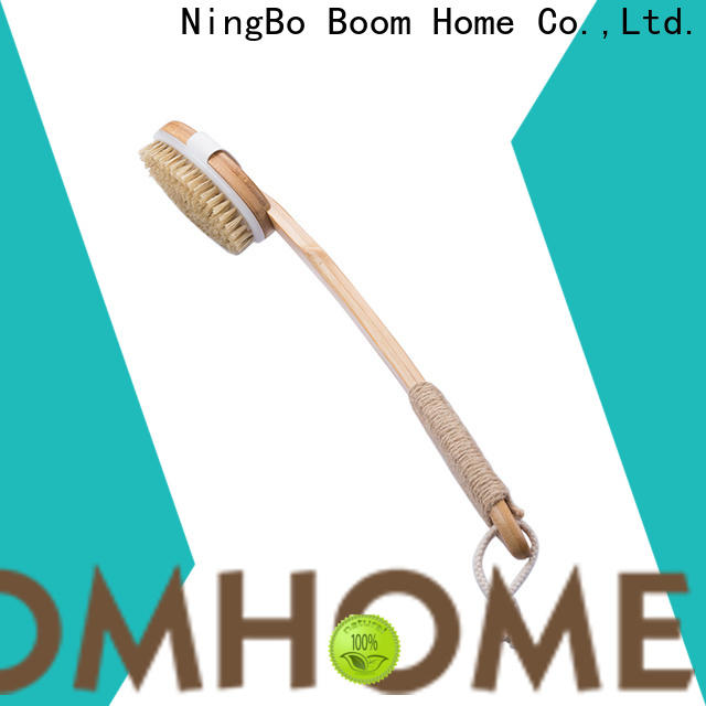 High-quality back brush bristle suppliers for shower