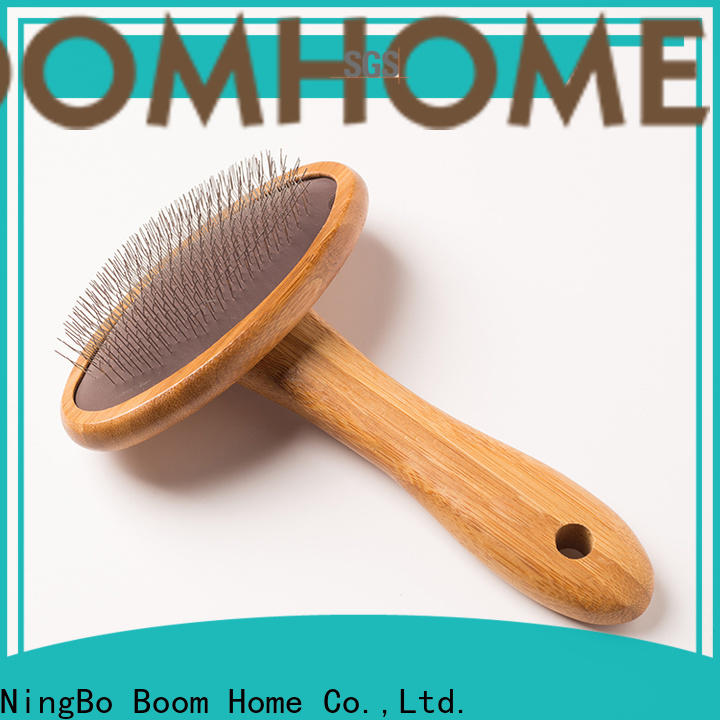 Boom Home Top pet grooming brush manufacturers for fur