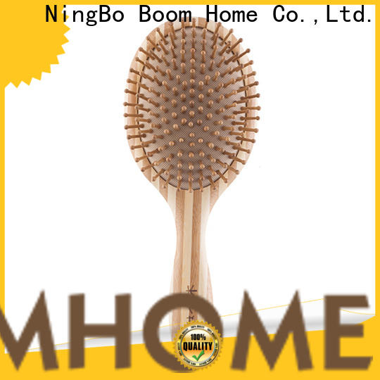 Boom Home hairbrush bamboo comb manufacturers for thick hair