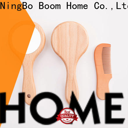 Custom kids hair brush bristle for sale for infant