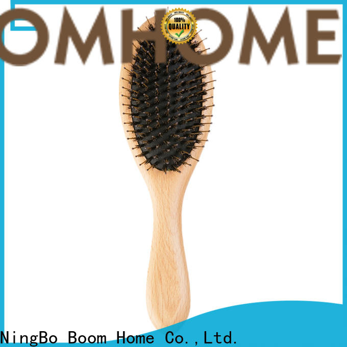 Boom Home long handle boar hair brush for sale for home