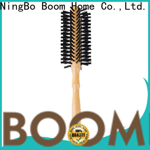 Boom Home Custom round hair brush factory for travel