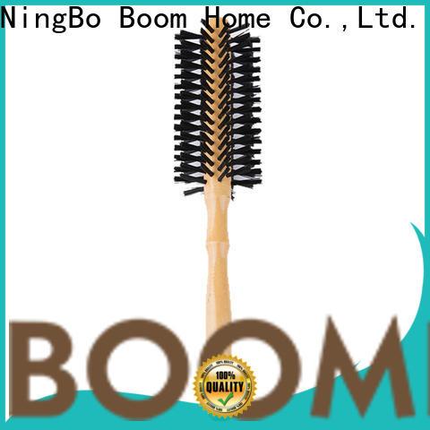 Boom Home Custom round hair brush factory for travel