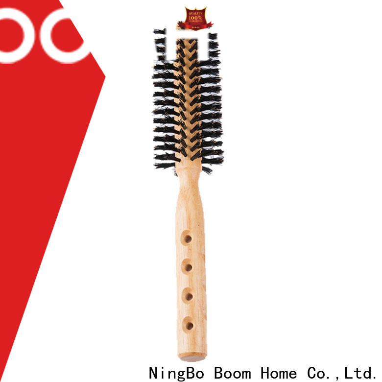 Boom Home Top round boar brush suppliers for household