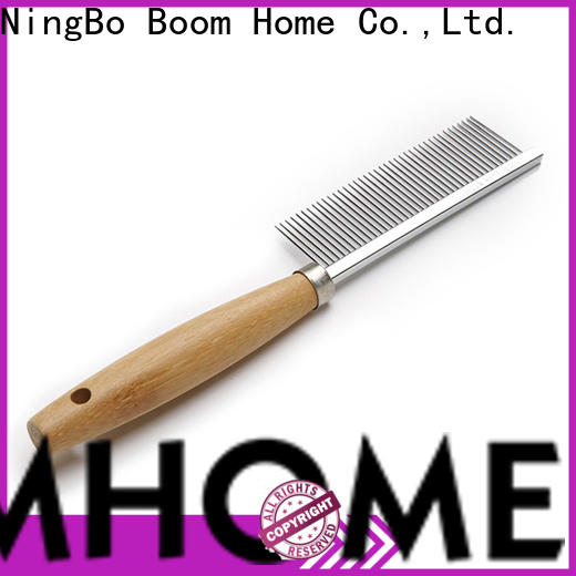 Boom Home knots pet grooming brush for sale for home