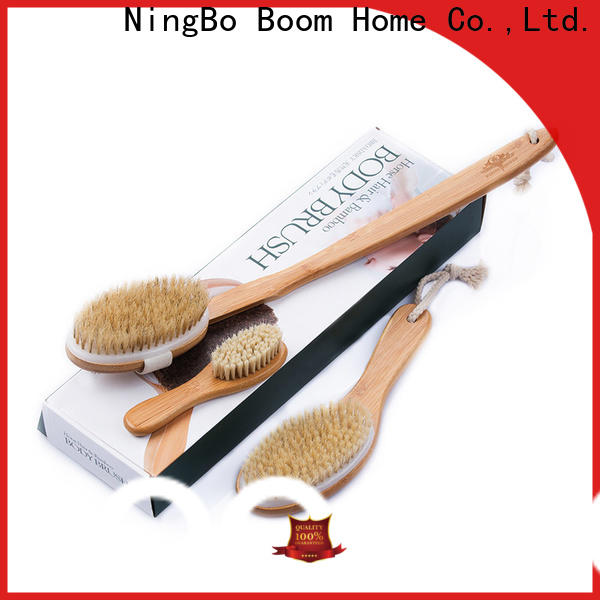 Boom Home Wholesale body wash brush supply for shower