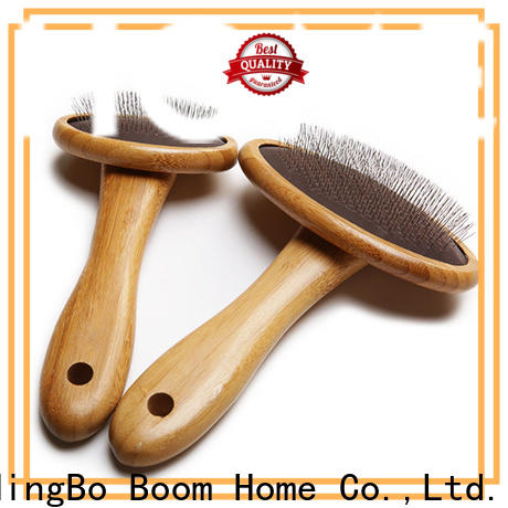 New pet grooming brush stainless steel pins for business for pets