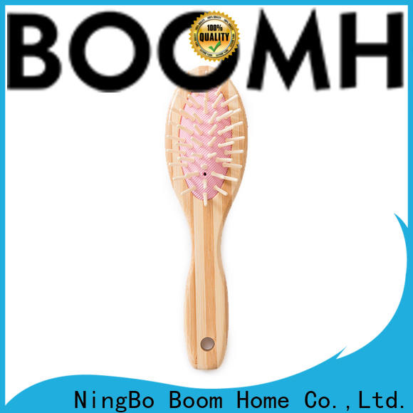 Boom Home High-quality bamboo comb for sale for men
