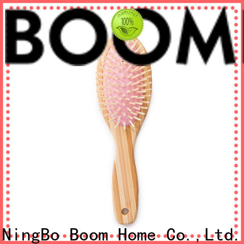 Boom Home Best bamboo comb suppliers for curly hair