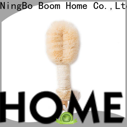 Boom Home Best wooden body brush suppliers for shower