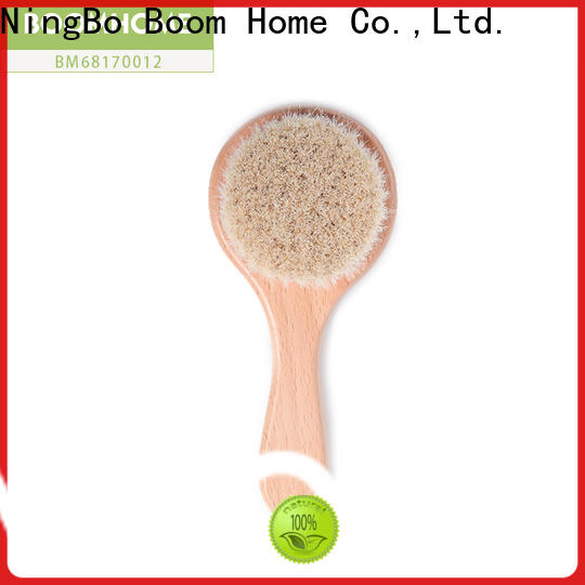 Boom Home New infant hair brush factory for infant