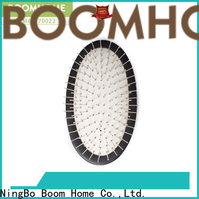 Boom Home Custom wooden paddle brush suppliers for shop