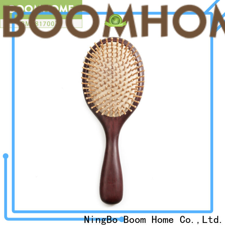 Boom Home Custom wooden comb company for hotel