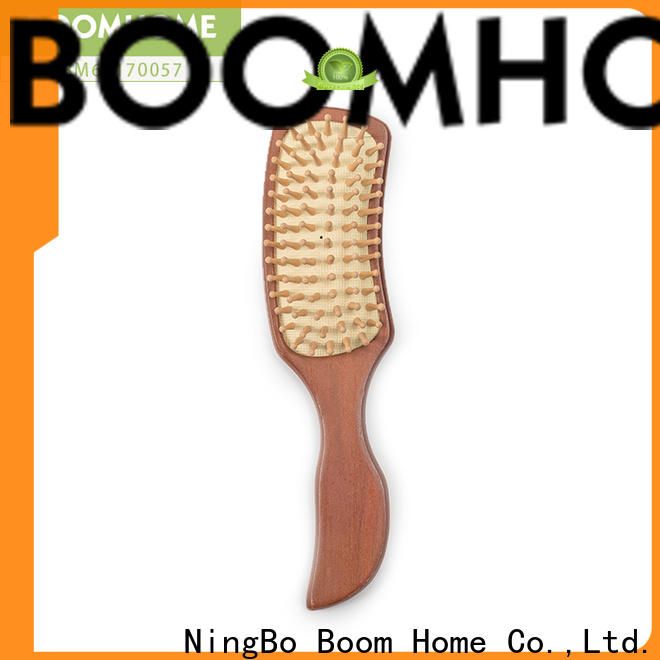Boom Home Latest wooden hair comb manufacturers for travel