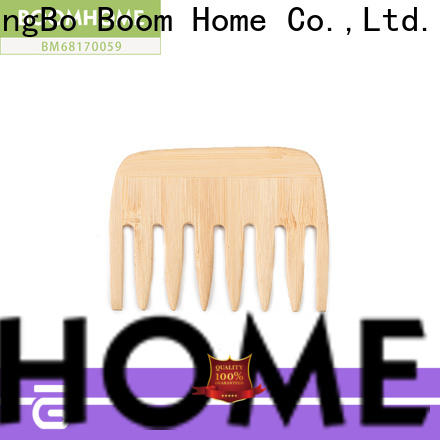 Boom Home Best wood hair brush for sale for hotel