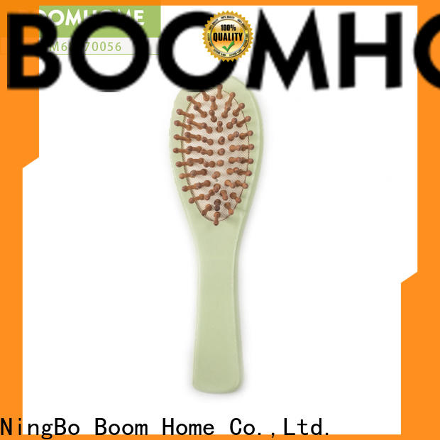 Boom Home no wooden hair comb supply for travel