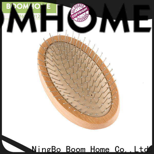 Boom Home Best wooden handle hair brush suppliers for home