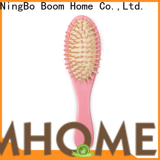 Boom Home Best baby hair brush and comb set supply for household