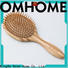 Boom Home Latest wooden paddle brush suppliers for hotel