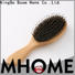 Boom Home detangler wood hair brush factory for hotel