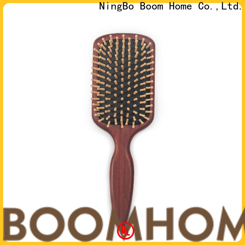 Best wood hair brush shower manufacturers for hotel