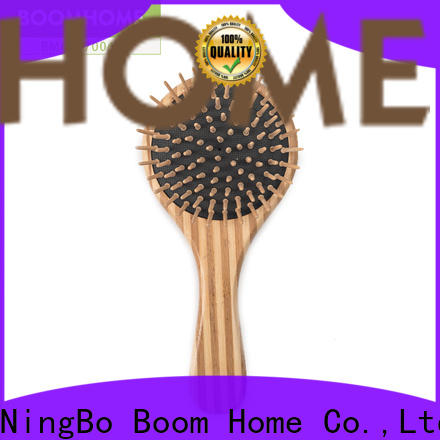 Top bamboo comb pink company for women
