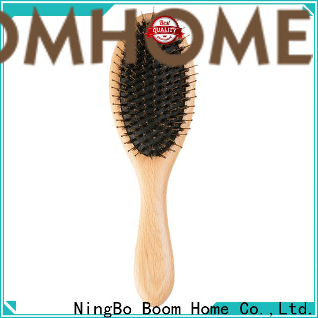 Boom Home Wholesale boar hair hairbrush for business for bathroom