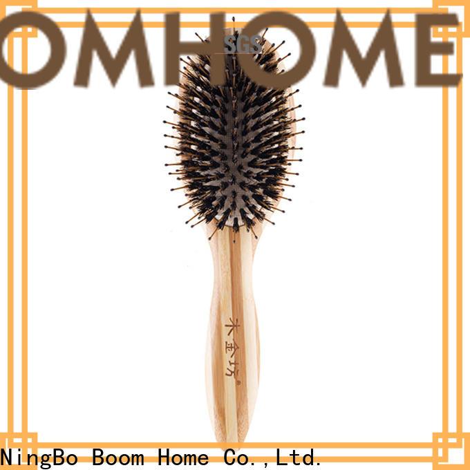 Latest bristle hair brush nylon for sale for hair salon