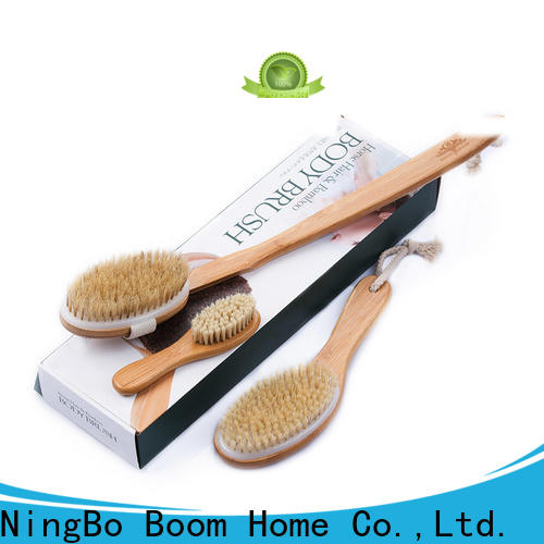 Boom Home Latest body cleaning brush manufacturers for body