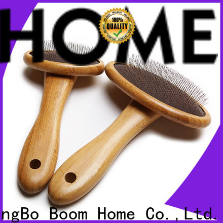 High-quality pet brush bamboo supply for pets