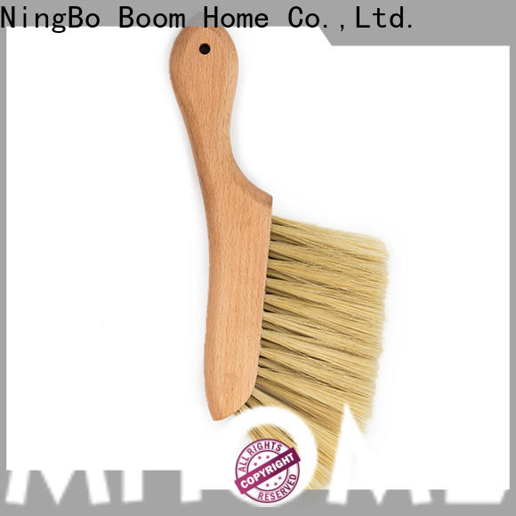 Boom Home household wood brush company for bed sheets